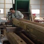 材木屋さんを元気にしたい