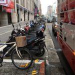 台湾のバイク(写真)