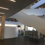 ハリファックスの公立図書館