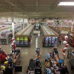 スーパーマーケット事情