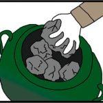 『大きな壷と大きな石の話』