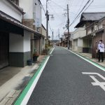 京丹波町にてまちづくり